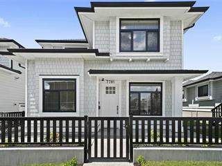 1/2 Duplex for sale in South Slope, Burnaby, Burnaby South, 7881 Curragh Avenue, 262532304 | Realtylink.org