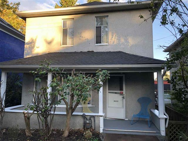House for sale in Strathcona, Vancouver, Vancouver East, 716 Hawks Avenue, 262516892 | Realtylink.org