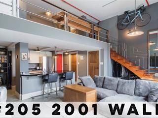 Apartment for sale in Hastings, Vancouver, Vancouver East, 205 2001 Wall Street, 262518146 | Realtylink.org