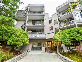 Apartment for sale in Sunnyside Park Surrey, Surrey, South Surrey White Rock, 201 1740 Southmere Crescent, 262531210 | Realtylink.org