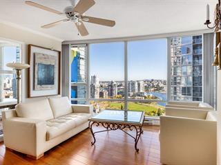 Apartment for sale in Yaletown, Vancouver, Vancouver West, 2306 1495 Richards Street, 262525496   Realtylink.org