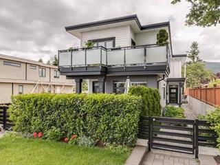 1/2 Duplex for sale in Central Lonsdale, North Vancouver, North Vancouver, 212 E 18th Street, 262528064 | Realtylink.org