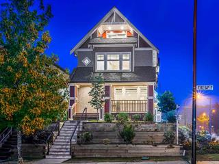1/2 Duplex for sale in Grandview Woodland, Vancouver, Vancouver East, 2095 E 10th Avenue, 262522589 | Realtylink.org