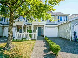 Townhouse for sale in Queen Mary Park Surrey, Surrey, Surrey, 11 13499 92 Avenue, 262518075   Realtylink.org