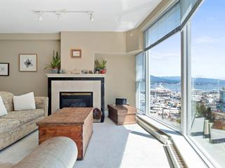 Apartment for sale in Coal Harbour, Vancouver, Vancouver West, 602 535 Nicola Street, 262508426   Realtylink.org