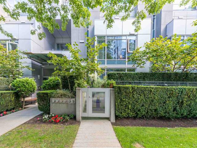 Townhouse for sale in Coal Harbour, Vancouver, Vancouver West, 1225 W Cordova Street, 262511174 | Realtylink.org