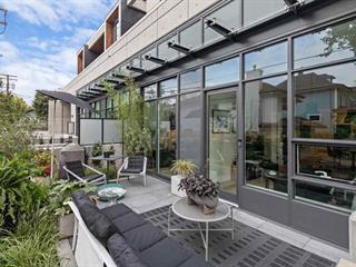 Townhouse for sale in Cambie, Vancouver, Vancouver West, 101 717 W 17 Avenue, 262527844 | Realtylink.org