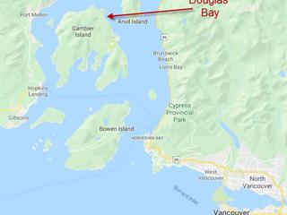 Lot for sale in Gambier Island, Sunshine Coast, Lot 23 Douglas Bay, 262513588 | Realtylink.org