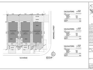 Lot for sale in East Central, Maple Ridge, Maple Ridge, 22829 122 Avenue, 262505318 | Realtylink.org