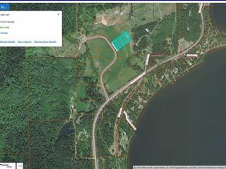 Lot for sale in Canim/Mahood Lake, Canim Lake, 100 Mile House, Lot 17 N Harriman Road, 262389123 | Realtylink.org