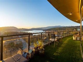 Apartment for sale in Port Moody Centre, Port Moody, Port Moody, 2702 110 Brew Street, 262487928   Realtylink.org