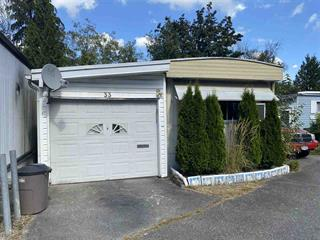 Manufactured Home for sale in Ranch Park, Coquitlam, Coquitlam, 33 4200 Dewdney Trunk Road, 262512359   Realtylink.org