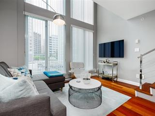 Apartment for sale in Downtown VW, Vancouver, Vancouver West, 601 610 Granville Street, 262515726 | Realtylink.org