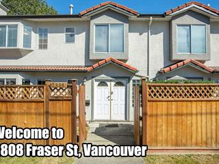1/2 Duplex for sale in Mount Pleasant VE, Vancouver, Vancouver East, 2808 Fraser Street, 262512813 | Realtylink.org