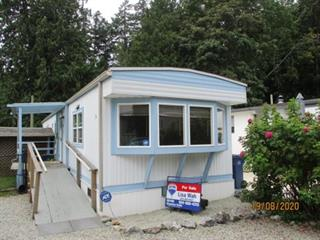 Manufactured Home for sale in Sechelt District, Sechelt, Sunshine Coast, 9 4514 Sunshine Coast Highway, 262508925 | Realtylink.org