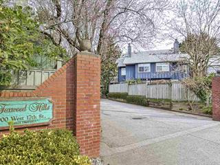 Townhouse for sale in Mosquito Creek, North Vancouver, North Vancouver, 42 900 W 17th Street, 262514507 | Realtylink.org