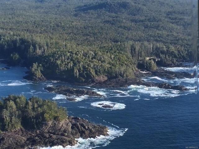 Lot for sale in Vargas Island, Small Islands (Port Alberni Area), Lt A Vargas Isl, 449647 | Realtylink.org