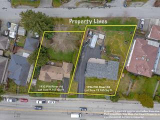 Lot for sale in Mary Hill, Port Coquitlam, Port Coquitlam, 1936 Pitt River Road, 262515317 | Realtylink.org