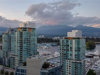 Apartment for sale in Coal Harbour, Vancouver, Vancouver West, 1301 1333 W Georgia Street, 262514071 | Realtylink.org