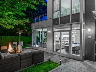Townhouse for sale in Coal Harbour, Vancouver, Vancouver West, Th22 1281 W Cordova Street, 262484753 | Realtylink.org