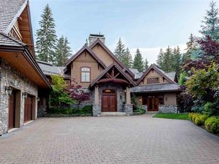 House for sale in Whistler Cay Estates, Whistler, Whistler, 6693 Tapley Place, 262502890 | Realtylink.org