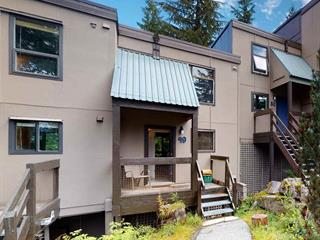 Townhouse for sale in Nordic, Whistler, Whistler, 49 2400 Cavendish Way, 262511524 | Realtylink.org