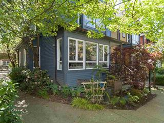 Townhouse for sale in Strathcona, Vancouver, Vancouver East, 1071 E Pender Street, 262500854 | Realtylink.org