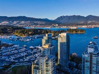 Apartment for sale in Coal Harbour, Vancouver, Vancouver West, 4301 1189 Melville Street, 262481861 | Realtylink.org