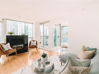 Apartment for sale in Coal Harbour, Vancouver, Vancouver West, 3101 1328 W Pender Street, 262522190 | Realtylink.org
