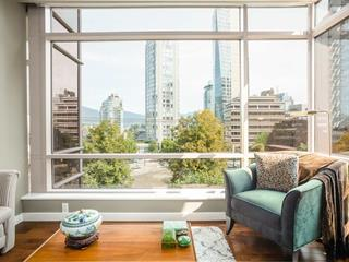 Apartment for sale in West End VW, Vancouver, Vancouver West, 1b 1500 Alberni Street, 262517481 | Realtylink.org