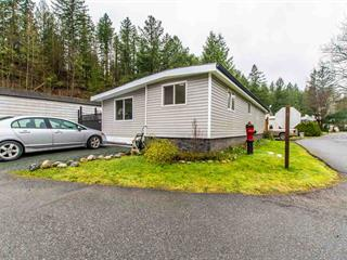 Manufactured Home for sale in Columbia Valley, Chilliwack, Cultus Lake, 106 3942 Columbia Valley Road, 262531492 | Realtylink.org