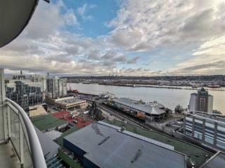 Apartment for sale in Downtown NW, New Westminster, New Westminster, 2201 892 Carnarvon Street, 262521190 | Realtylink.org