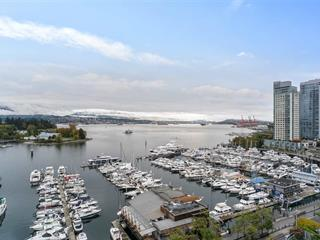 Apartment for sale in Coal Harbour, Vancouver, Vancouver West, 1505 560 Cardero Street, 262531622 | Realtylink.org