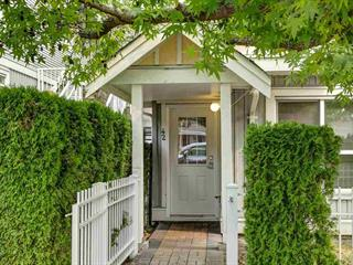 Townhouse for sale in Edmonds BE, Burnaby, Burnaby East, 42 7370 Stride Avenue, 262520344 | Realtylink.org