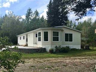 Manufactured Home for sale in Bouchie Lake, Quesnel, Quesnel, 2404 N Vernon Road, 262513708   Realtylink.org