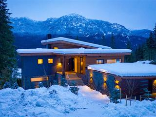 House for sale in Bayshores, Whistler, Whistler, 2919 Heritage Peaks Trail, 262506200 | Realtylink.org