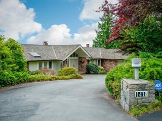 House for sale in Chartwell, West Vancouver, West Vancouver, 1418 Bramwell Road, 262502687   Realtylink.org