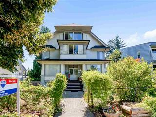 House for sale in Fairview VW, Vancouver, Vancouver West, 1180 W 15th Avenue, 262502592 | Realtylink.org