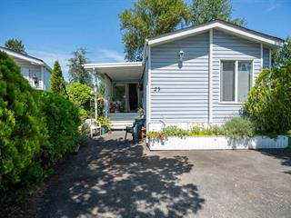 Manufactured Home for sale in Chilliwack W Young-Well, Chilliwack, Chilliwack, 23 45111 Wolfe Road, 262497324   Realtylink.org