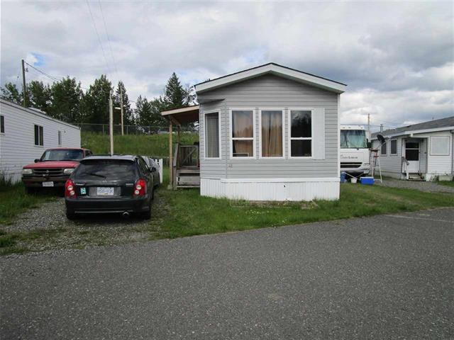 Manufactured Home for sale in 103 Mile House, 100 Mile House, 41 5506 Park Drive, 262493164 | Realtylink.org