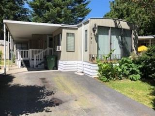 Manufactured Home for sale in Bear Creek Green Timbers, Surrey, Surrey, 191 7790 King George Boulevard, 262486780 | Realtylink.org