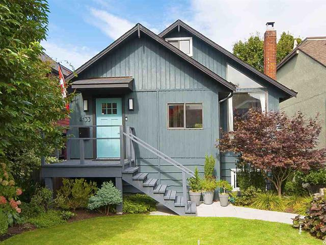House for sale in Point Grey, Vancouver, Vancouver West, 4133 W 11th Avenue, 262491734 | Realtylink.org