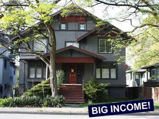 House for sale in Mount Pleasant VW, Vancouver, Vancouver West, 215 W 12th Avenue, 262417485 | Realtylink.org