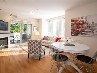 Apartment for sale in Mount Pleasant VW, Vancouver, Vancouver West, 202 2626 Alberta Street, 262534862   Realtylink.org