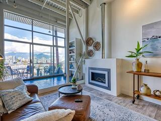 Apartment for sale in Mount Pleasant VW, Vancouver, Vancouver West, 401 138 W 6th Avenue, 262534715 | Realtylink.org