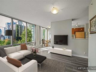 Apartment for sale in West End VW, Vancouver, Vancouver West, 601 1288 W Georgia Street, 262517344   Realtylink.org