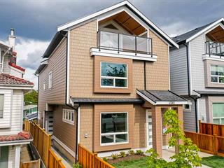 1/2 Duplex for sale in Knight, Vancouver, Vancouver East, 4580 Dumfries Street, 262532583 | Realtylink.org