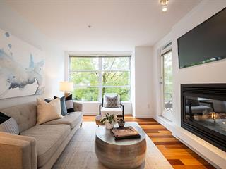 Apartment for sale in Kitsilano, Vancouver, Vancouver West, 219 2768 Cranberry Drive, 262529342   Realtylink.org