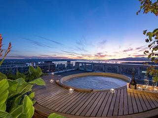 Apartment for sale in Coal Harbour, Vancouver, Vancouver West, 3601 1499 W Pender Street, 262509362 | Realtylink.org
