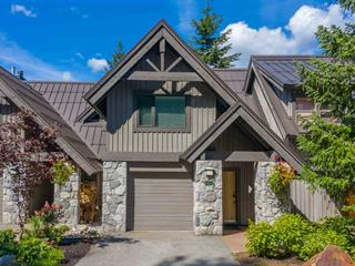 Townhouse for sale in Benchlands, Whistler, Whistler, 23 4700 Glacier Drive, 262510102 | Realtylink.org